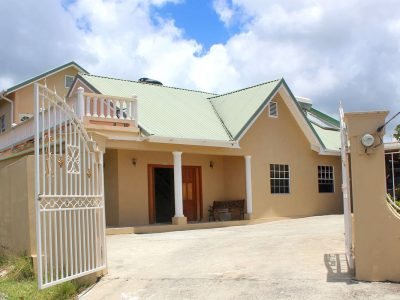Fully Furnished Family House